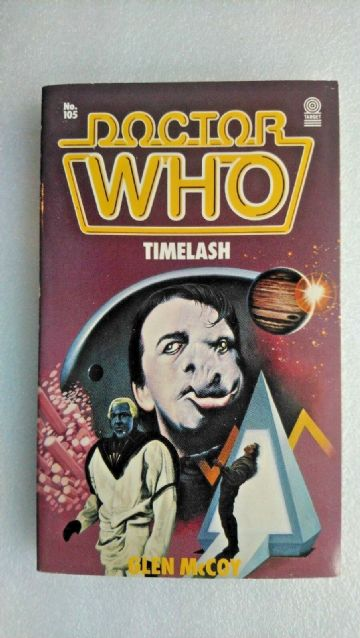 Doctor Who-Time Lash by Glen McCoy (Paperback, 1986) - 1st Edition